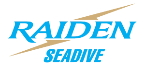RAIDEN SEADIVE ロゴ