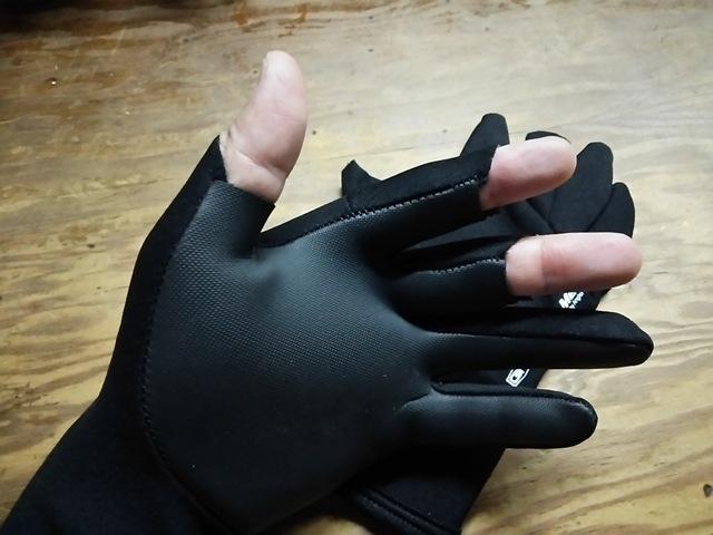 黒3装着平