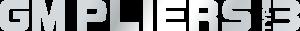 GMプライヤー タイプ3 ロゴ