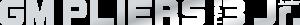 GMプライヤー タイプ3 Jr. ロゴ