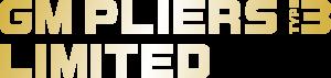 GMプライヤー タイプ3 リミテッドシリーズ ロゴ