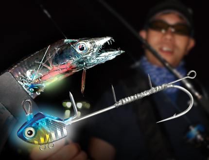 GMショアテンヤ タイプ-T [太刀魚テンヤ] 製品イメージ
