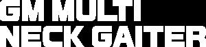 GMマルチネックゲイター ロゴ