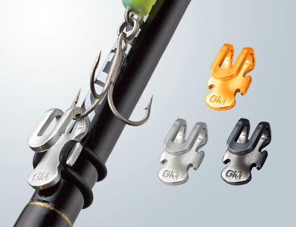 GMアルミフックキーパー 製品イメージ